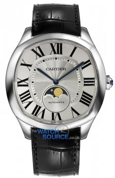 Buy this new Cartier Drive de Cartier wsnm0008 mens watch for the discount price of £6,075.00. UK Retailer.