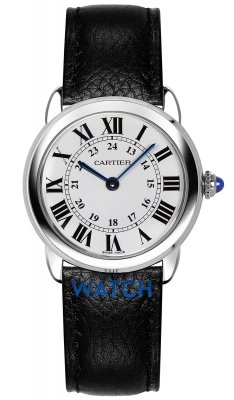 Buy this new Cartier Ronde Solo Quartz 29mm wsrn0019 ladies watch for the discount price of £1,989.00. UK Retailer.