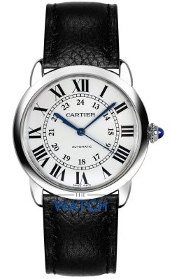 Cartier Ronde Solo Automatic 36mm wsrn0021 watch