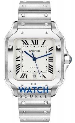 Cartier Santos De Cartier Large wssa0009 watch
