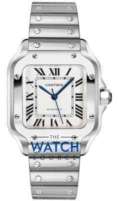 Cartier Santos De Cartier Medium wssa0010 watch