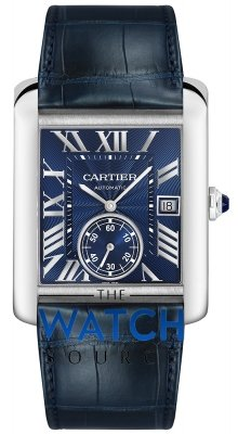 Buy this new Cartier Tank MC wsta0010 mens watch for the discount price of £5,400.00. UK Retailer.