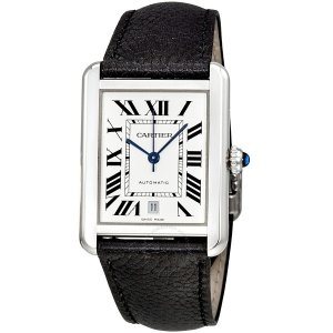 Buy this new Cartier Tank Solo Automatic Extra Large wsta0029 mens watch for the discount price of £2,628.00. UK Retailer.