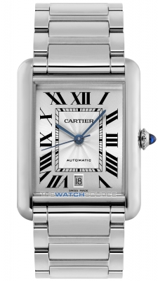 Cartier Tank Must Automatic Extra Large wsta0053 watch