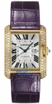 Cartier Tank Anglaise Medium Automatic wt100017 watch