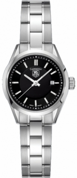 Tag Heuer Carrera Quartz Ladies watch, model number - wv1414.ba0793, discount price of £1,220.00 from The Watch Source