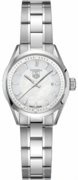 Tag Heuer Carrera Quartz Ladies watch, model number - wv1415.ba0793, discount price of £1,220.00 from The Watch Source