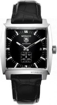 Tag Heuer Monaco Automatic Mens watch, model number - ww2110.fc6177, discount price of £1,960.00 from The Watch Source
