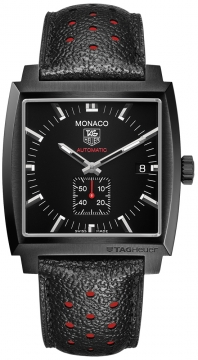 Tag Heuer Monaco Automatic Mens watch, model number - ww2119.fc6338, discount price of £2,296.00 from The Watch Source