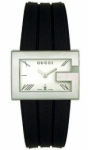 Gucci 100 G Rectangle YA100307 watch
