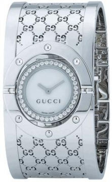 Gucci 112 Twirl Series Ladies watch, model number - YA112415, discount price of £1,740.00 from The Watch Source