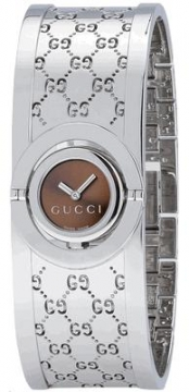 Gucci 112 Twirl Series Ladies watch, model number - YA112501, discount price of £485.00 from The Watch Source