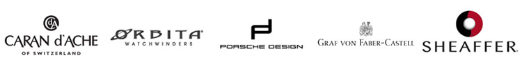 The Watch Source is authorised dealers of Sheaffler, Caran DAche, Graf Von Faber-Castell, and Porsche Design Pens
