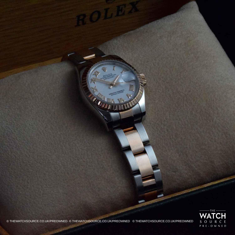 Pre Owned Rolex Datejust Ii Uk